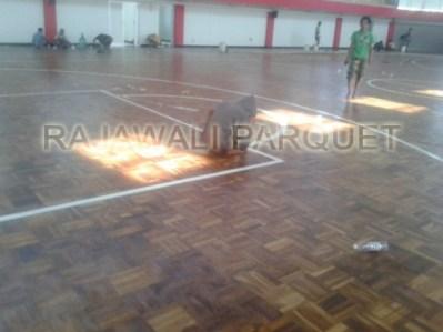 proyek pemasangan lantai kayu jakarta