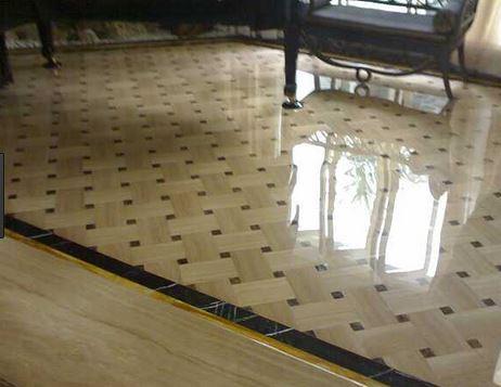 lantai granit kayu