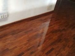 lantai kayu jati grade a