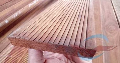 decking campur