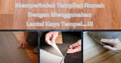 jenis-jenis kayu tempel