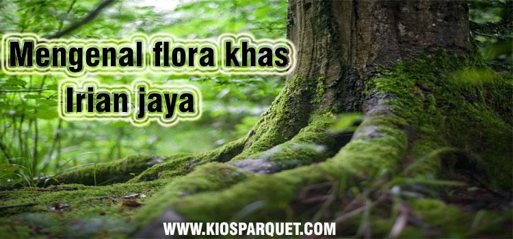 Mengenal flora khas daerah Irian jaya