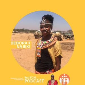E18, a young girl changing the FGM Narrative in Samburu, with Deborah Nabiki