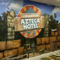 Review - Chessington Azteca Hotel - A walk on the wild side? #AztecaHotel