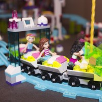 LEGO Friends Amusement Park and Nexo Knights