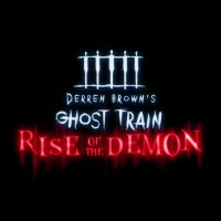 New at Thorpe Park in 2017 - Derren Brown's Ghost Train : Rise of the Demon