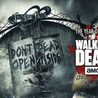 The Year of The Walking Dead at Thorpe Park Resort in 2018!