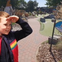 Bear Creek Adventure Golf at Rivenhall Oaks Golf Centre