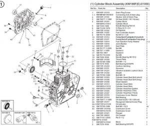 Kipor Generator Parts  Wiring Diagram Pictures