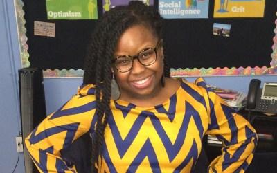 Coming Home: KIPP Teacher and KIPP Alumna Dominique Young
