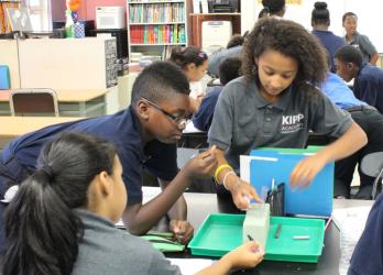 Science: The Next Generation at KIPP NYC