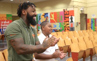 We Do This Work Together: Antoine Lewis, KIPP AMP Middle School
