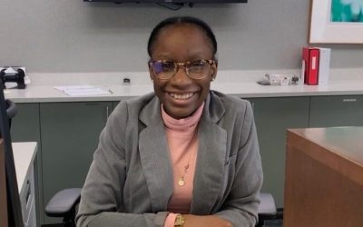 KIPP NYC Alumna Jeneen Huling (Ithaca College 2020) Starts her Career