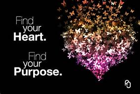 Your purpose is staring back at you