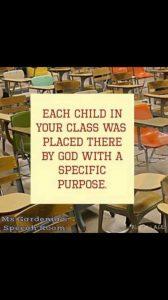 Teachers Purpose