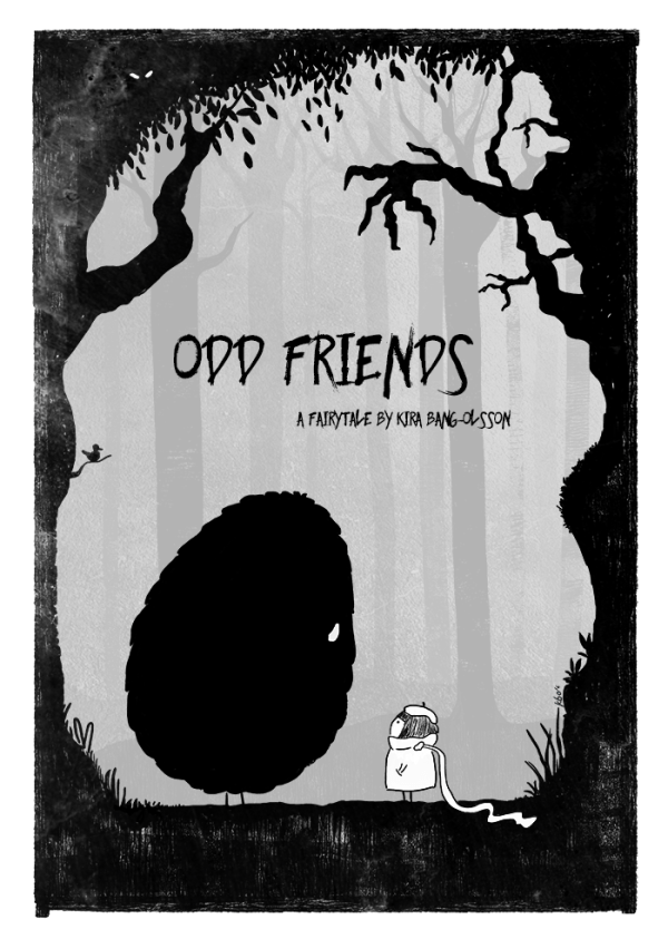 Odd Friends by Kira Bang-Olsson