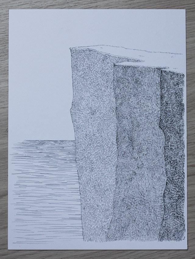 After the Fall - Illustration by Kira Bang-Olsson