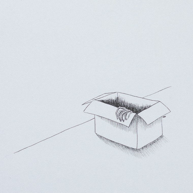 Box by Kira Bang-Olsson