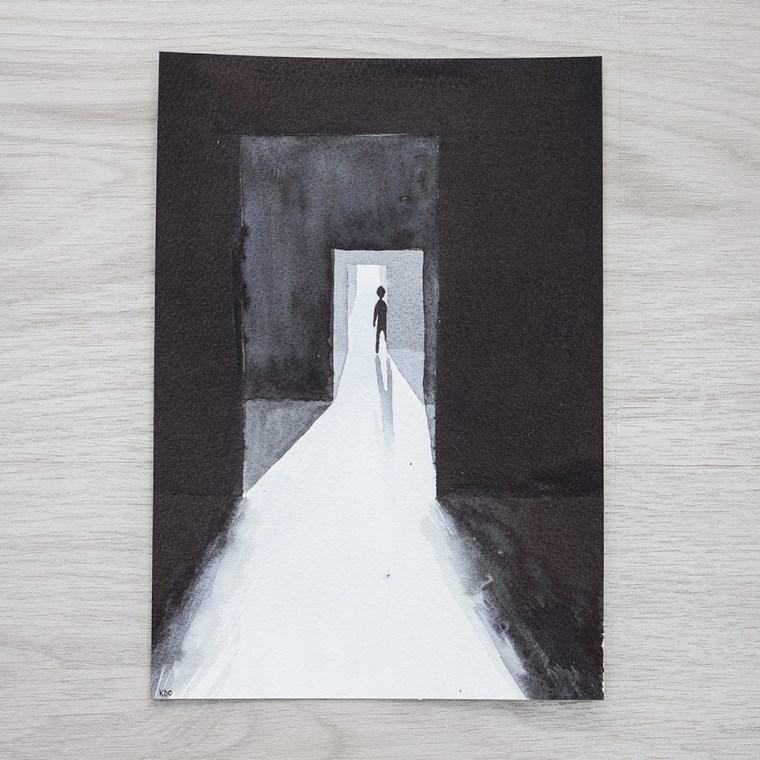 Lurking by Kira Bang-Olsson
