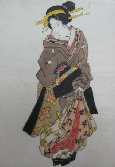 Ukiyoe Kameido