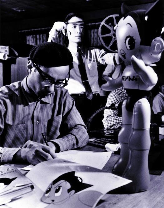 Osamu Tezuka Manga Museum Virtual Visit