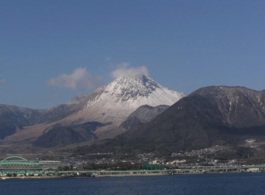 unzen volcano eruption