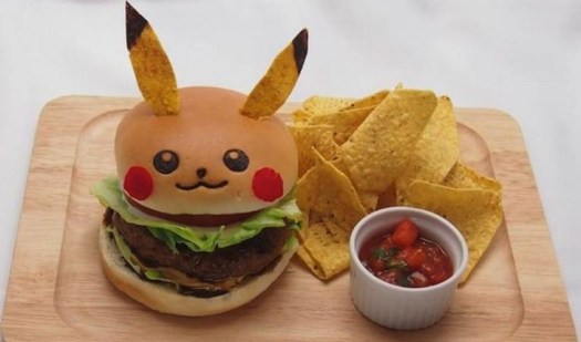 Pokémon Coffee Shop at Roppongi Hills