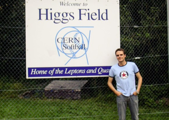 higgs field at CERN