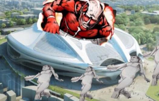 olympic stadium tokyo