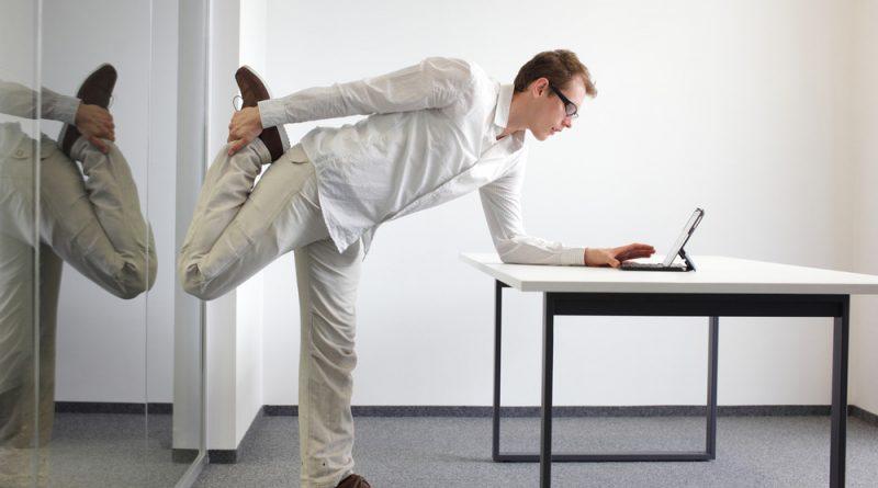 Ofiste Paslanmayın!