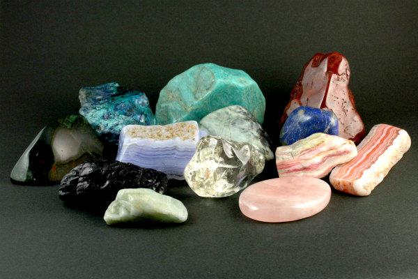 イベント用天然石磨き石
