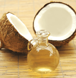 Healthy Oil in Coconut