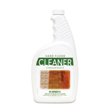 Use Kirby Hard Floor Cleaner to easily clean hard floors like linoleum, hardwoods, tile & grout, vinyl and more!