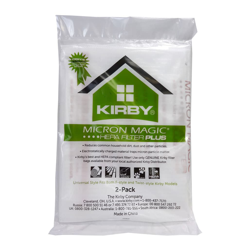 Kirby Filter Bags