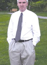 Mayor goes outside for new  Economic Development Director