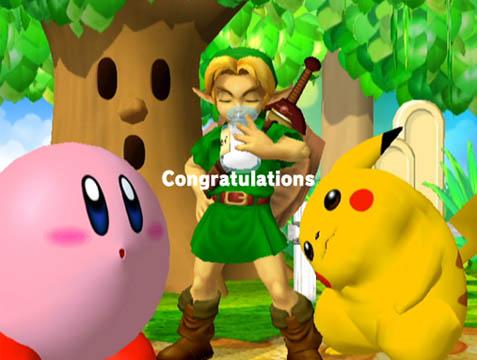 Kirbys Rainbow Resort