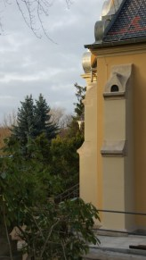 Kapelle Bernstadt - nach außen 1