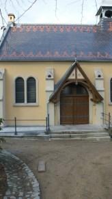 Kapelle Bernstadt - nach außen 3
