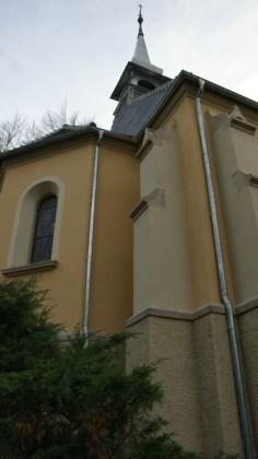 Kapelle Bernstadt - nach außen 12