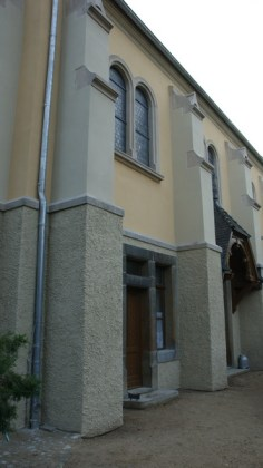 Kapelle Bernstadt - nach außen 13