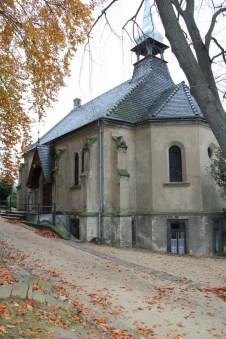 Kapelle Bernstadt - vor außen 4