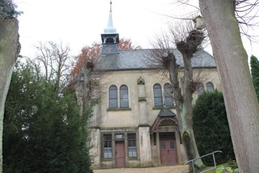 Kapelle Bernstadt - vor außen 5