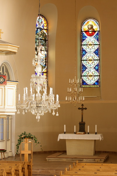 Kanzel & Altar