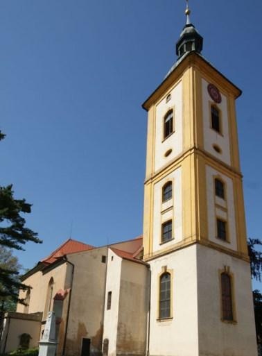 Die Bernstädter Kirche