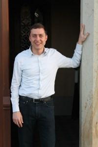 Pfarrer Jonathan Hahn