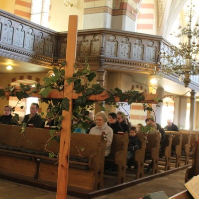 Familiengottesdienst Ostern Bernstadt 2016 - 5