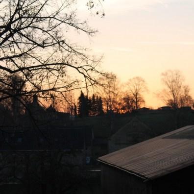Osterandacht & -frühstück Bernstadt 2016 - 2