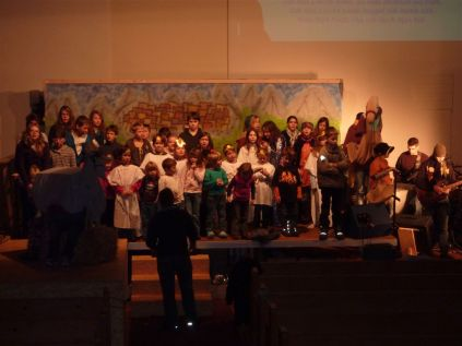 Promiselandgottesdienst 2010