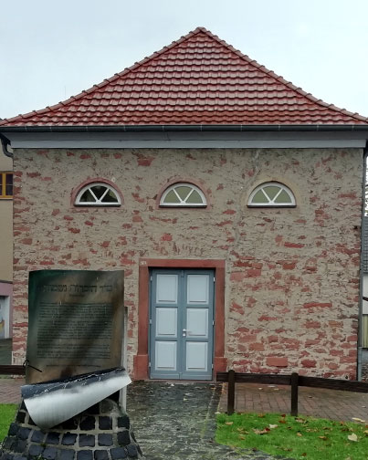 Ehemalige Synagoge, Großkrotzenburg in der Steingasse 10