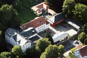 Theologisch-pädagogisches Seminar Malche-Luftaufname